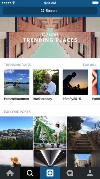 تطبيق مشاركة الصور إنستقرام Instagram