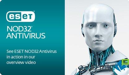 مضاد الفايروسات الأول Eset Nod32 Antivirus