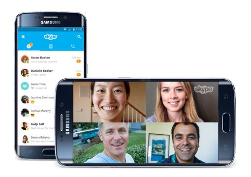 برنامج المحادثة الشهير Skype