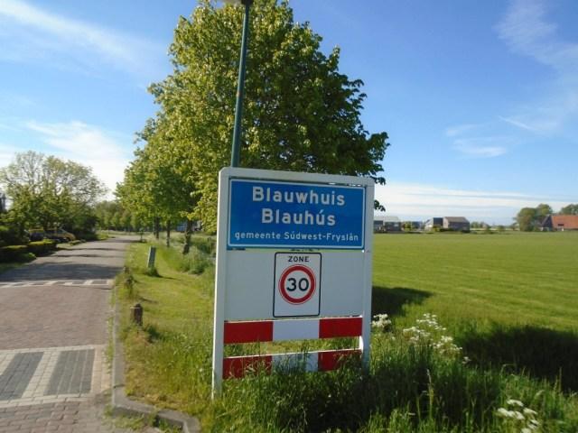 Blauwhuis