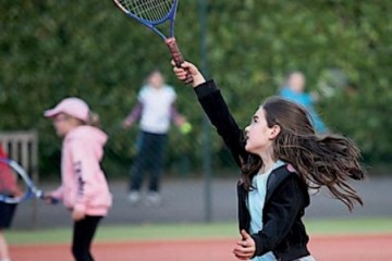 Junior Tennis Coaching 2020