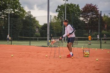 Adult Tennis Coaching 2020
