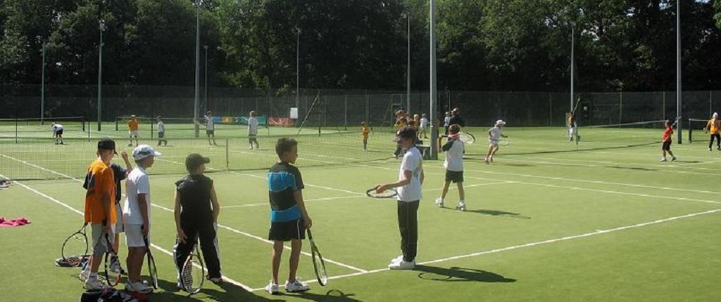 Junior Tennis Camp