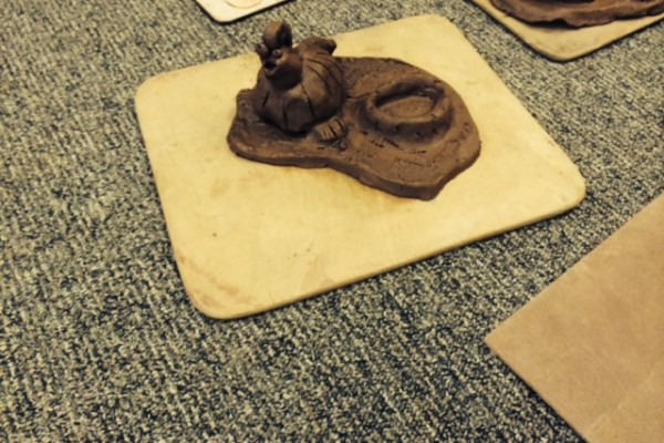 Clay Work Mrs Turner's (1)