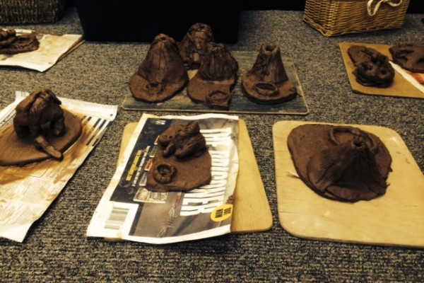 Clay Work Mrs Turner's (9)