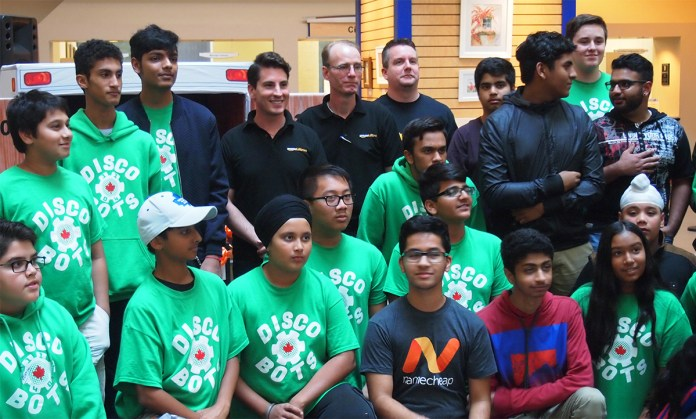 Brampton Robotics Club