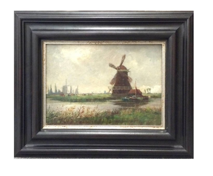 Frames For Oil Paintings On Canvas Uk Amtframe