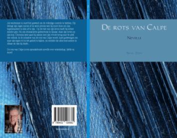 Cover Rots van Calpe (tweede uitgave)
