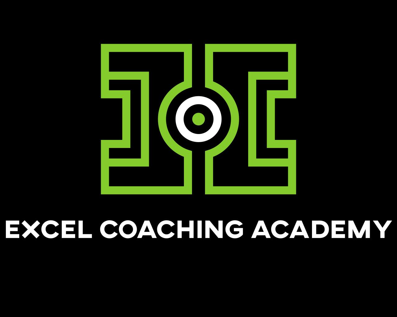 Excel logo black