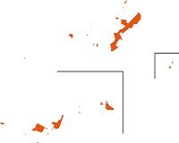 沖縄諸島のイラスト