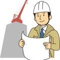 建設作業員のイラスト