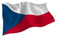 チェコの国旗