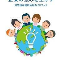 企業の強みを生かす 知的財産制度活用ガイドブック 表紙