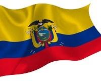 エクアドルの国旗
