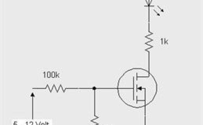 Comment Tester Un Transistor Mosfet Branche Technologie