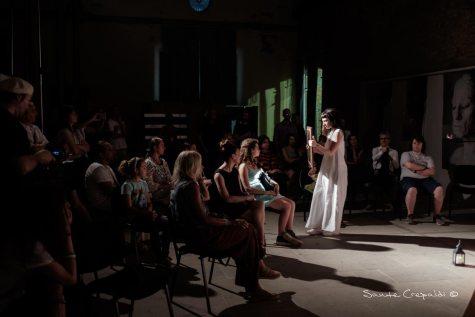 STANZE, performance di Alessandra Rigolin