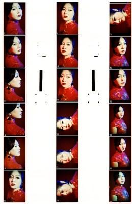 Kodak Ektachrome cross process