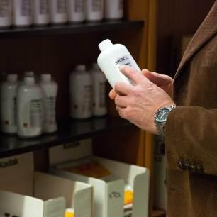 linea prodotti chimici BWORK