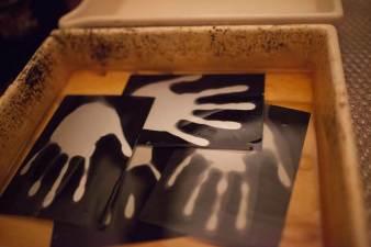 le mani impressionate
