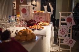 complimenti agli organizzatori del catering, panificio F.lli LAZZARIN