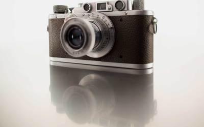 Leica, Rollei, Nikon, Canon, collezionare è umano