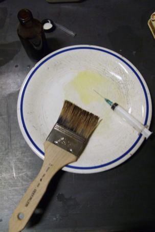 emulsionatura della carta