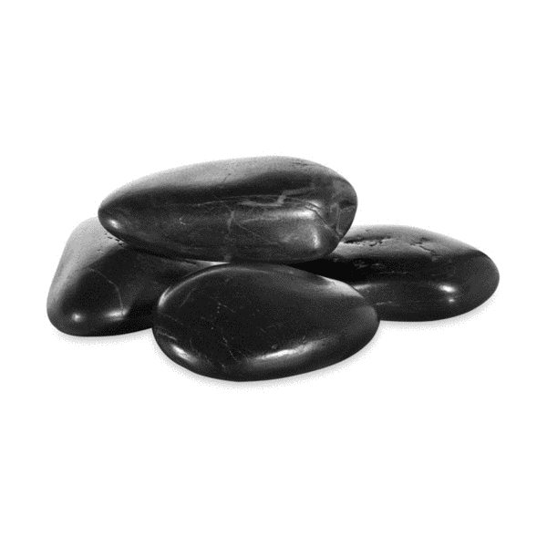 Promotional Massage stones in velvet pouch  Relax items Importer and supplier of promotional