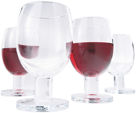 Promotional Jamie Oliver Wine Glasses  Jamie Oliver Importer and supplier of promotional items