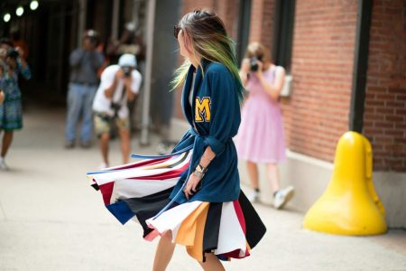 The Models and Bloggers That Took Over Fashion Week