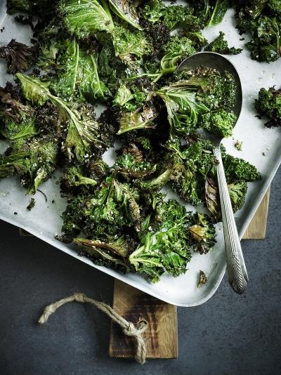 Jamie Oliver Kale Crisps