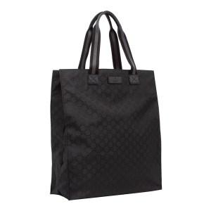 Black Gucci men's Tote Bag