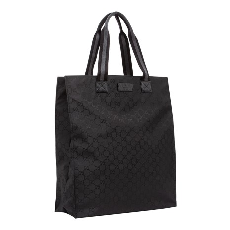 Black Gucci men's Tote Bag