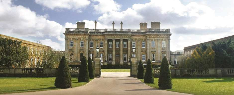 Hotel and spa resort in Oxfordshire
