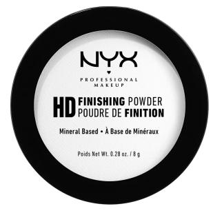 NYX HD Finishing Powder, translucent powder