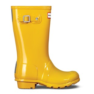 Hunter Kids Original Gloss Wellies