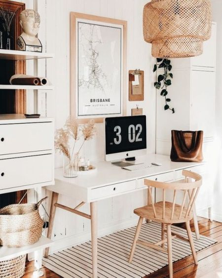 Home office interior inspiration