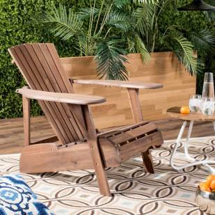 outside deck chair, relaxing outdoor chair, wooden chair