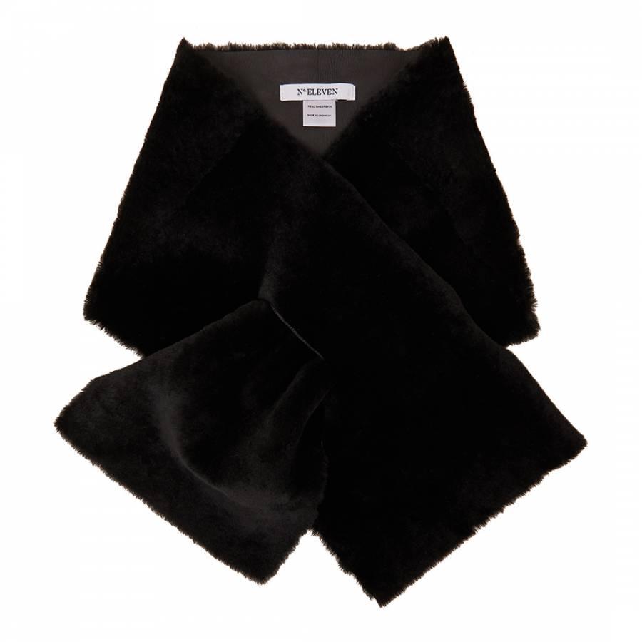 Shearling scarf christmas gift