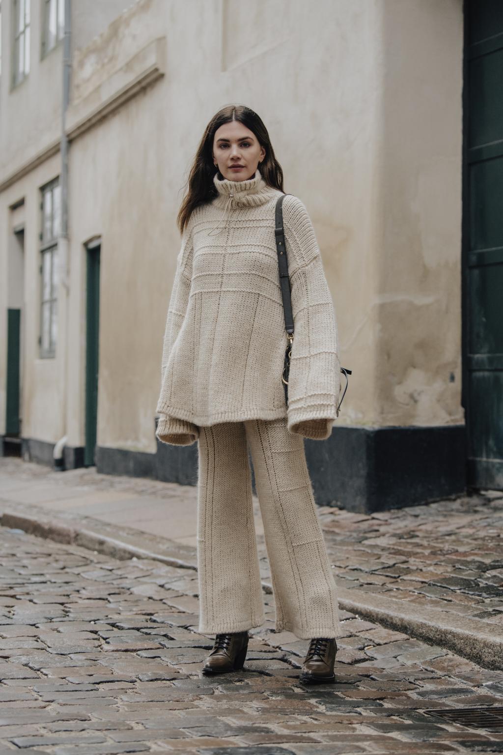 smart knitwear