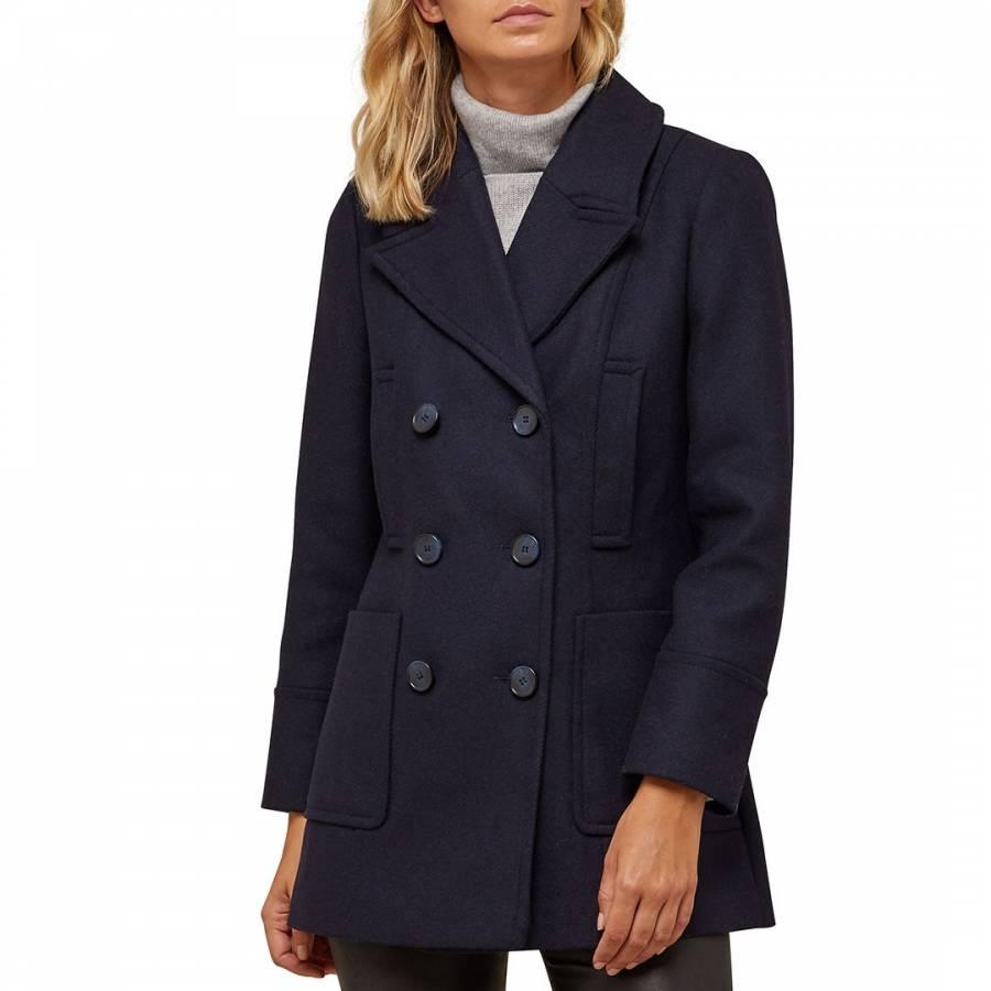 Black Friday Coat, No Eleven Pea Coat