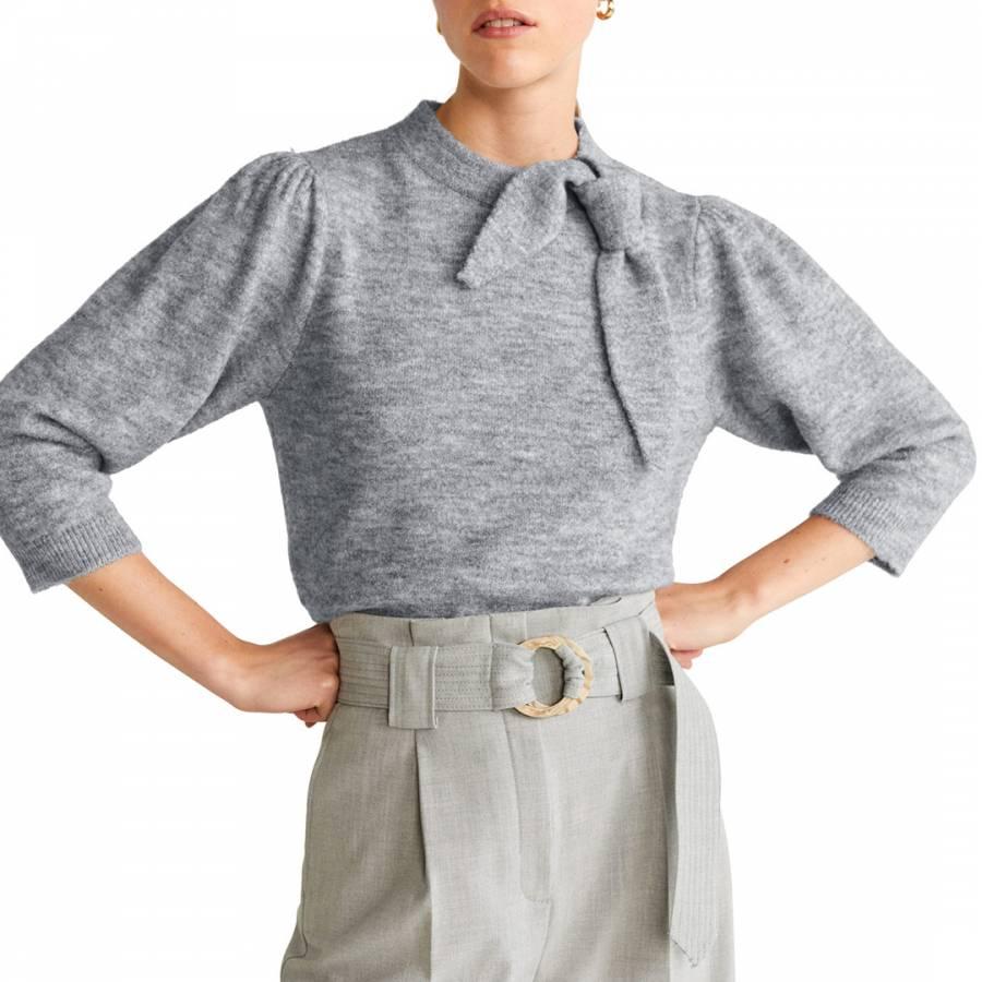 smart knitwear Mango Sweater Lazy - £15