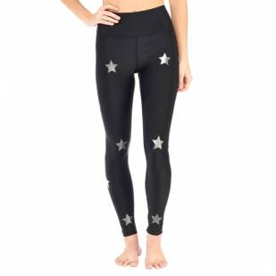 yoga Black Star Light Star Bright Leggings