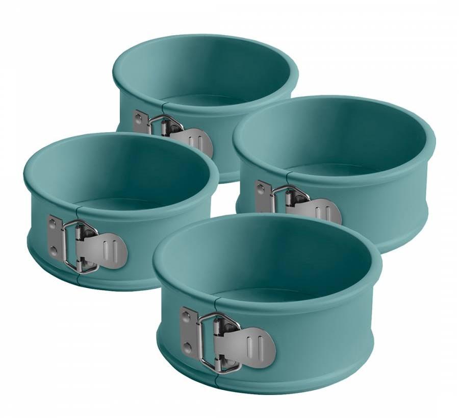 blue monday jamie oliver set of 4 cake tins