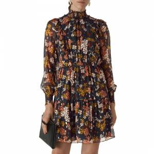 floral dress coloured clothing