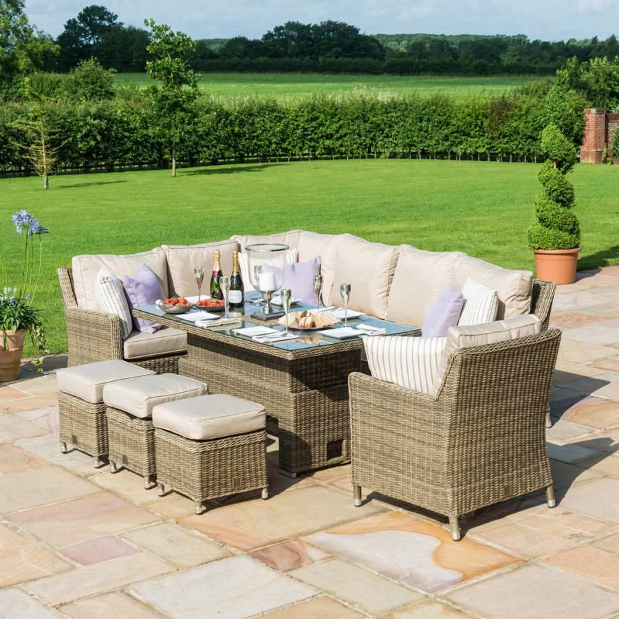 outdoor garden furniture trends 2021