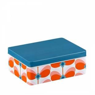 Orla Kiely Butterfly Stem Storage Tin - £9