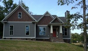 Custom Home in Powell Tn