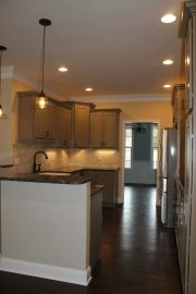 Custom Home Knox Tn Kitchen