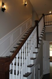 Custom Home Knox Tn Staircase