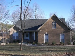 Custom Home built in Powell Tn